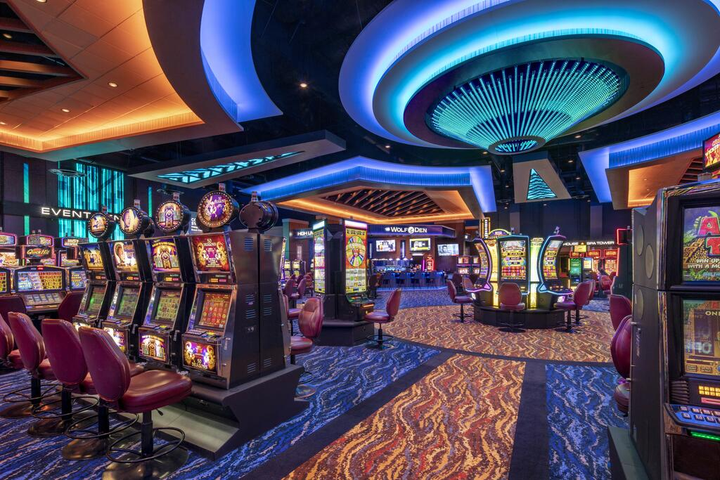 The Secret Behind Casino